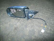 2000 MAZDA 626 N/S PASSENGERSIDE ELECTRIC WING DOOR MIRROR BLUE