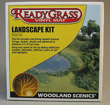 WOODLAND SCENICS LANDSCAPE KIT o gauge train scenery bushes WDS5152 RG5152 NEW