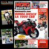 MOTO JOURNAL N°1678 SUZUKI SV 650 N & BANDIT HONDA CBR 1000 RR GL 1800 GOLDWING