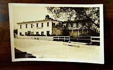 ROBERT LOUIS STEVENSON HOUSE MONTEREY CALIFORNIA CA 1930s rppc Photo Postcard