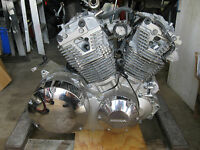 03-09 Honda VTX1300 R S Engine Motor Complete 2003 2004 2005 2006