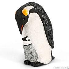 *NEW* SCHLEICH 14632 Emperor Penguin with Chick - Sea Ocean Arctic & Antarctic