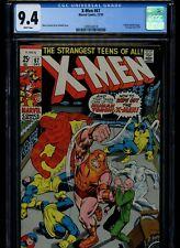 X-Men #67, CGC 9.4 WP!, Near Mint!!