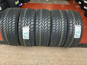 265 60 18 119/116s GENERAL GRABBER ALL TERRAIN 4x4 TOP QUALITY TYRES 265/60R18