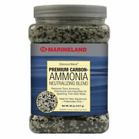 Marineland Diamond Blend Premium Carbon-Ammonia Neutralizing net weight 50 oz