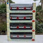 Gilbow EFE London Underground 1959 Northern Line Tube Stock x4