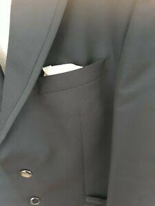 Hochzeitsanzug Herren, Größe 48 slimline, feuerwehblau, Marke Wilvorst