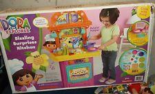 Fisher-Price Nickelodeon Dora the Explorer Sizzling Surprises Kitchen Y6020