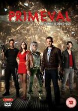 DVD:PRIMEVAL - SERIES 4 - NEW Region 2 UK