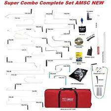 Amazing Car Door Opening Kit Access Tools Super Combo Complete Set AMSC