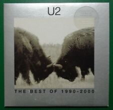U2 The Best of 1990-2000 (Promo DVD) contains 4 retro promotional videos