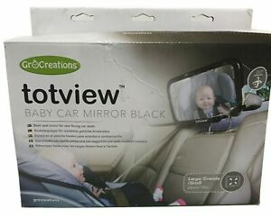 Rear Facing Car Seat Baby Mirror  Tot View