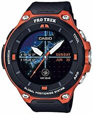 CASIO 2017 Model Smart Outdoor Watch ProTrek Smart WSD-F20-RG GPS New in Box