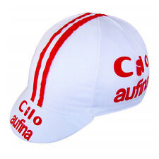 CILO AUFINA RETRO CYCLING TEAM CAP - VINTAGE - FIXED -