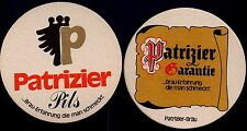 PATRIZIER PILS - NÜRNBERG  BEERCOASTER FROM GERMANY MA15160