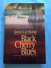 BLACK CHERRY BLUES - FIRST EDITION INSCRIBED BY JAMES LEE BURKE - EDGAR AWARD