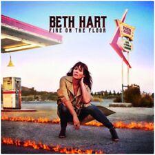 Beth Hart - Fire on the Floor - New CD Album