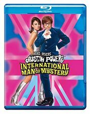 Austin Powers: International Man of Mystery (Blu-ray Disc, 2011)