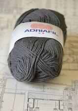 Adriafil Filobello - DK Acrylic/Wool Blend - 29 - Lead Grey