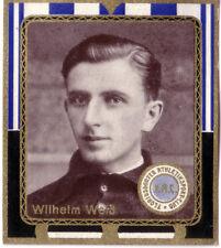 KÖNIG Fußball BILD 1936/37  †  Wilhelm Weiß ÖFB  FAC FLORIDSDORFER AC 1904
