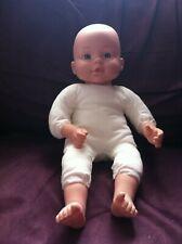 Lifelike  Baby Doll appr 15''  Newborn Soft Body Hong Kong City Toy