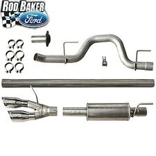 2011-2014 Ford F-150 Cat-back Roush Side Exit Exhaust System Kit 421711 BEAST