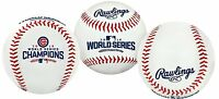 2016 MLB World Series Chicago Cubs Champions Collectible Baseball by Rawlings