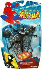 The Spectacular Spider-Man Spider-Charged Black Costume Spider-Man Action Figure