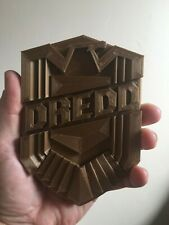 Judge dredd badge (2012) full scale to fit armour