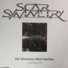 Scar Symmetry(Promo CD Single)The Illusionist / Mind Machine-Nuclear Bl-New