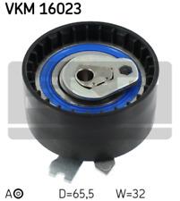 Tensioner Pulley Ribbed V-Belt V-Ribbed VKM 16023 AUX Guide Drive Timing Belt
