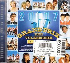 Grand prix de la musique populaire + CD + finale 2007 + 18 super chansons + original stars