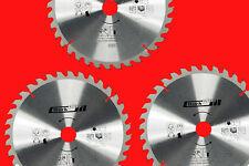 3x HM Kreissägeblatt 315 mm 36 Zahn Sägeblatt NEU max. 4800 Upm