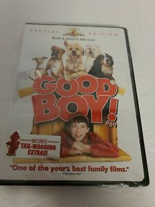 Good Boy (DVD, 2009, DVD Cash) Special Edition Brand New Factory Sealed