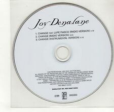 (GO354) Joy Denalane, Change - 2007 DJ CD