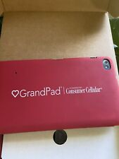 Grand Pad Powered by Consumer Cellular