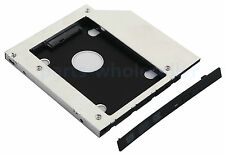 2nd 2.5 HDD SSD Hard Drive Caddy per Toshiba R800 R830 R930 R940 S75 A7140 A7221