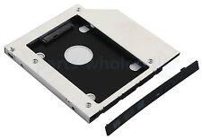 2nd 2.5 HDD SSD Hard Drive Caddy per Toshiba R800 R830 R930 R940 S75 A7140 A7221