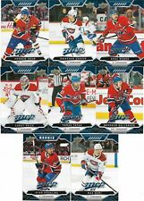 2019-20 MVP BLUE PARALLEL FROM FACTORY SET - MONTREAL CANADIENS TEAM SET W/ RCs