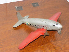 Marx Wyandotte Pressed Steel Toy Airplane