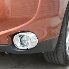 For Mitsubishi Outlander 2013 2014 Chrome Rear Tail Fog light lamp Cover Trim