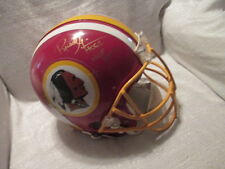 Russ Grimm Signed Washington Redskins Riddell Full Size (OLD) Pro Line Helmet