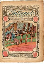 rivista L'INTREPIDO ANNO 1927 NUMERO 392