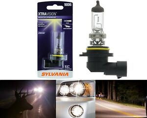Sylvania Xtra Vision 9006 HB4 55W One Bulb Head Light Replace Upgrade Lamp Fit