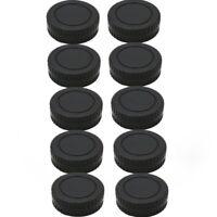 10pcs for Nikon 1 One N1 Mount Lens Rear Cap + Camera Body Cap SLR Nikon Lens