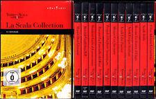 12.DVD MOZART Cosi fan tutte Don Giovanni ROSSINI Guglielmo Tell Donna del Lago