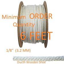 1/8� By the Foot Wood Stove Door Gasket, Round Fiberglass Rope Seal