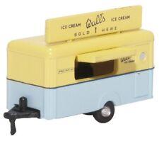 N Scale Food Trailer, vehicle - Walls Ice Cream