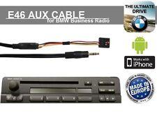 1X Câble AUX BMW Série 3 E46 Business CD iPhone ipad MP3 316 318 320 325 330 M3