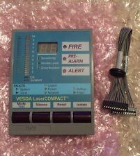 VESDA LaserCOMPACT, Smoke Detectors, Fire, Pre Alarm, Alert